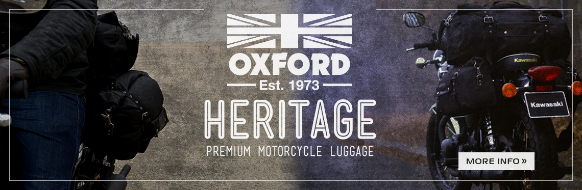 New from Oxford: Heritage Luggage