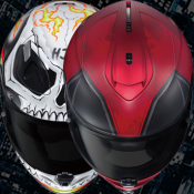 Marvel's Deadpool and Ghost Rider join HJC!