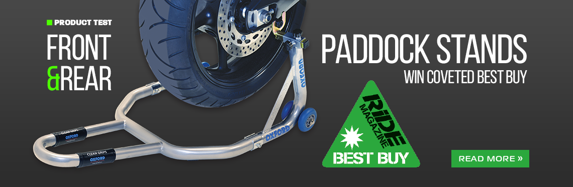 Paddock stands - best buy