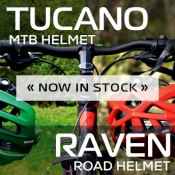 New from Oxford: Tucano & Raven Helmets