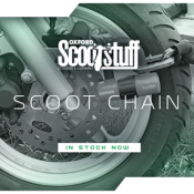 New from Oxford: Scoot Chain in stock now!