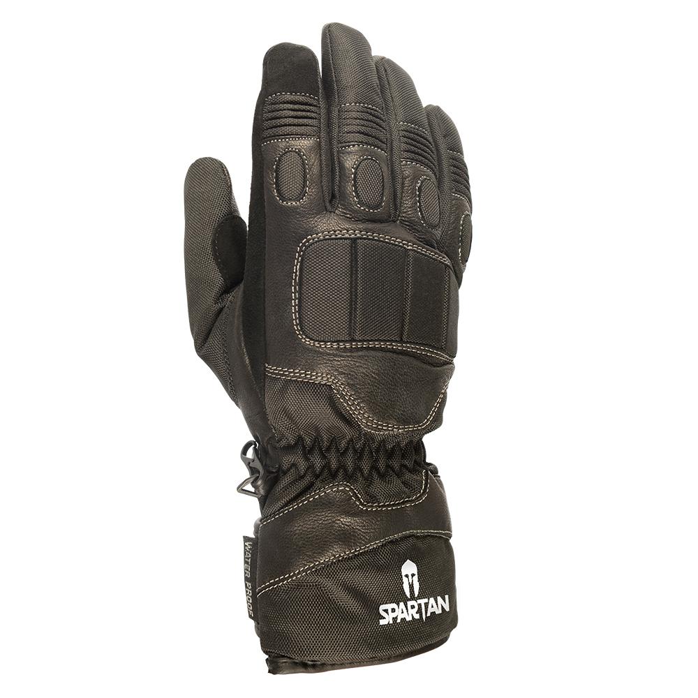 Motorcycle gloves all season - Spartan All Season Glove