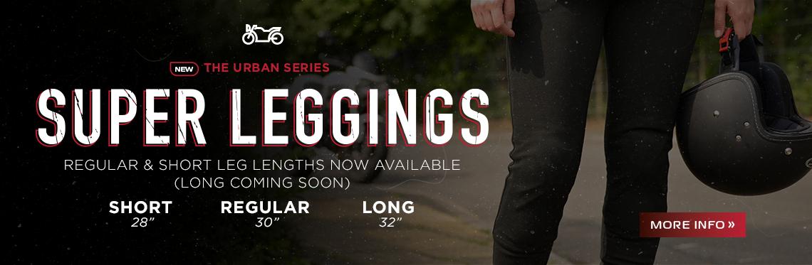 New sizes of Super Leggings