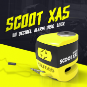 Coming soon: Scoot XA5 Alarm Disc Locks
