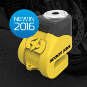 New from Oxford: Scoot XD5 Disc Lock!