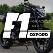 F1 Luggage in stock now!