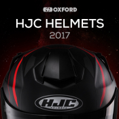New HJC helmets coming in 2017...