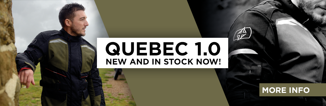 Quebec Jacket - New and In Stock Now