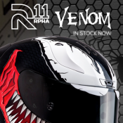 Now in Stock: RPHA11 Venom