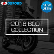 New from Oxford: 2016 Boot Collection
