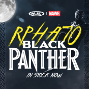 HJC and Marvel do it again – Black Panther rules!