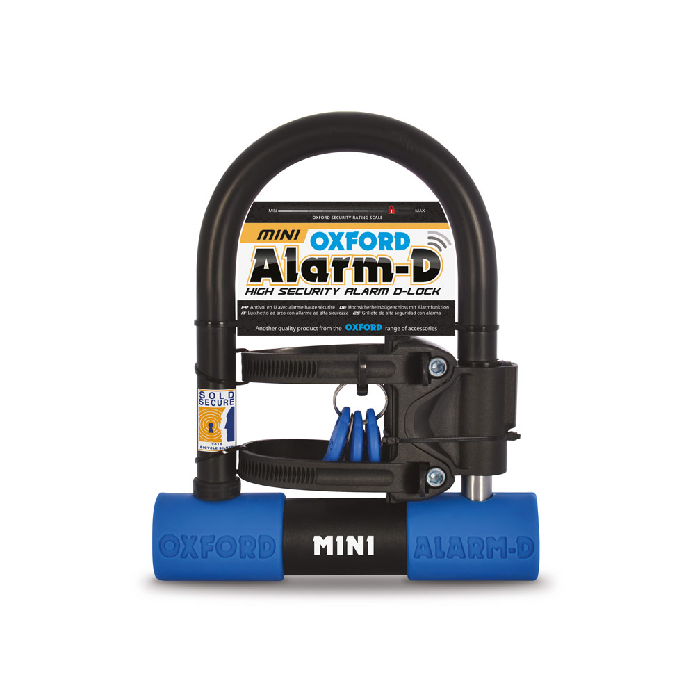 Alarm-D Mini 205mm x 155mm