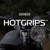New retro grip pattern added to the advanced HotGrips line-up!