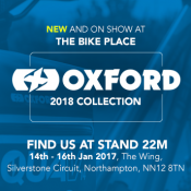 Oxford on show at The Bike Place