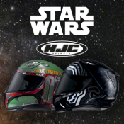 HJC launches Star Wars graphics