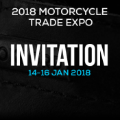 2018 Motorcycle Trade Expo