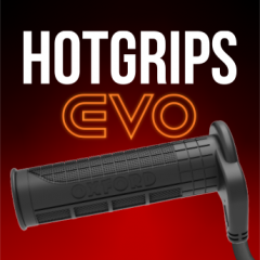 New HotGrips EVO - in stock now!