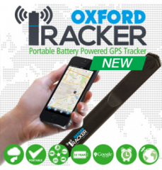 New: Oxford Tracker - Simple & inexpensive with no installation required & global coverage!