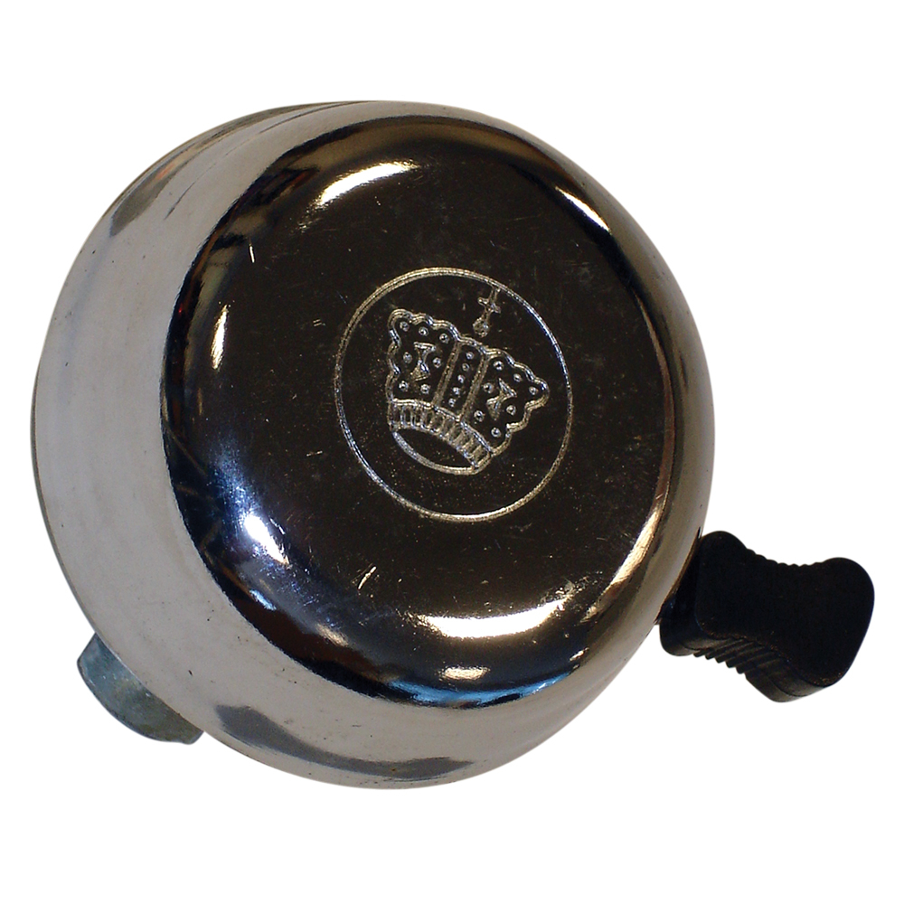 Oxford Crown Bell Chrome Polished - bulk packed