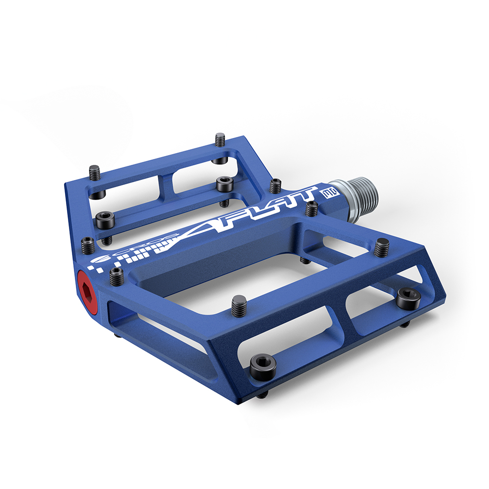 Acros A-Flat MD Pedals - Blue