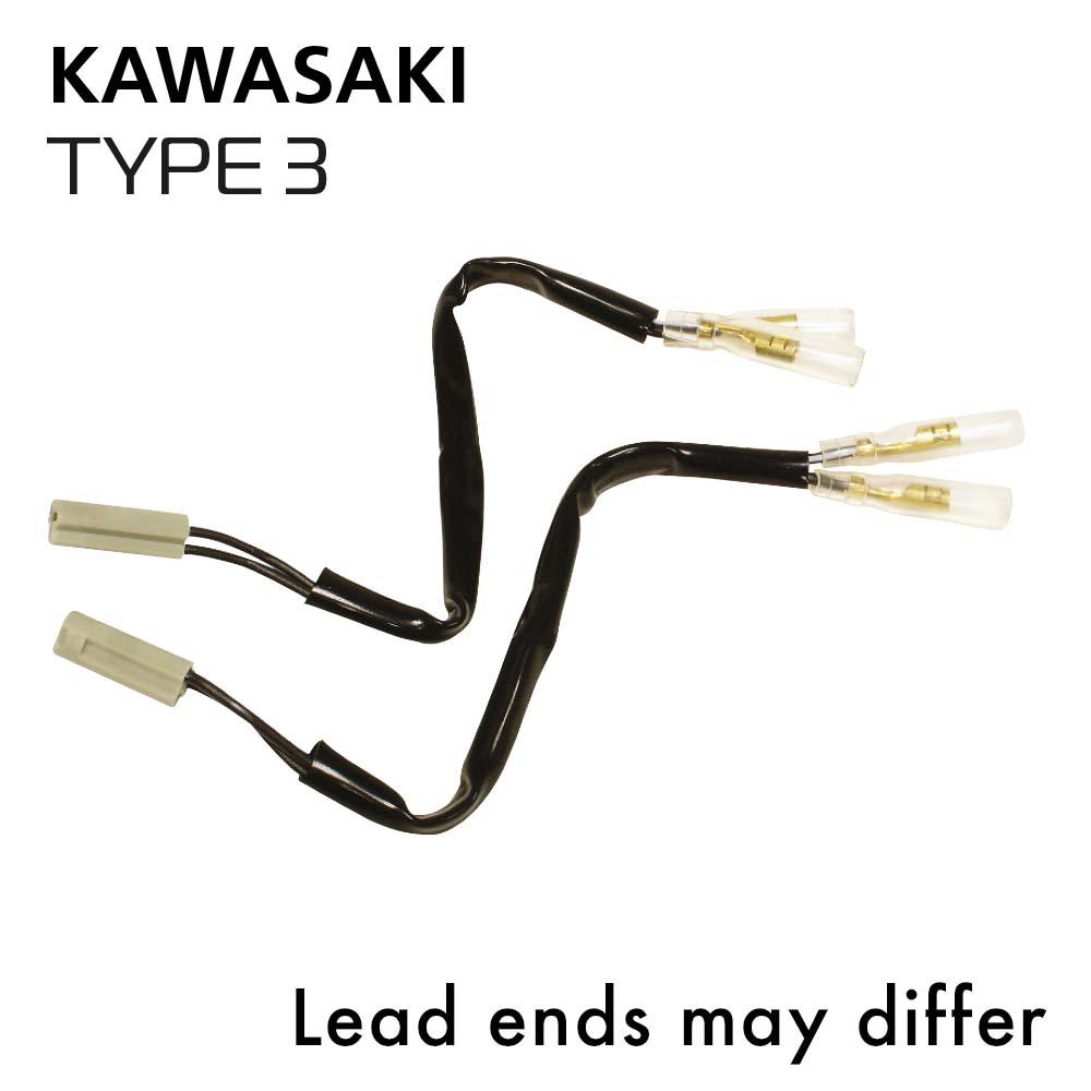 Oxford Indicator Leads Kawasaki Type 3
