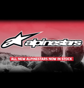 Lots of new Alpinestars items now in stock!