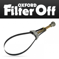 New and in stock now: Oxford Filter Off!