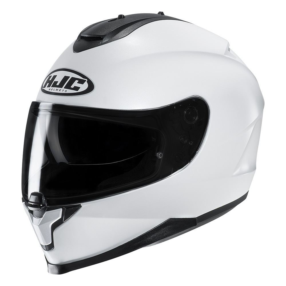 HJC C70 White