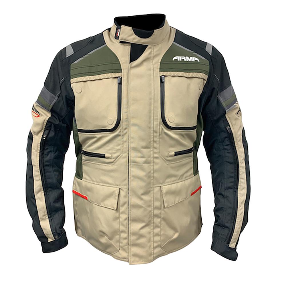 ARMR Tottori 3 Jacket - Olive