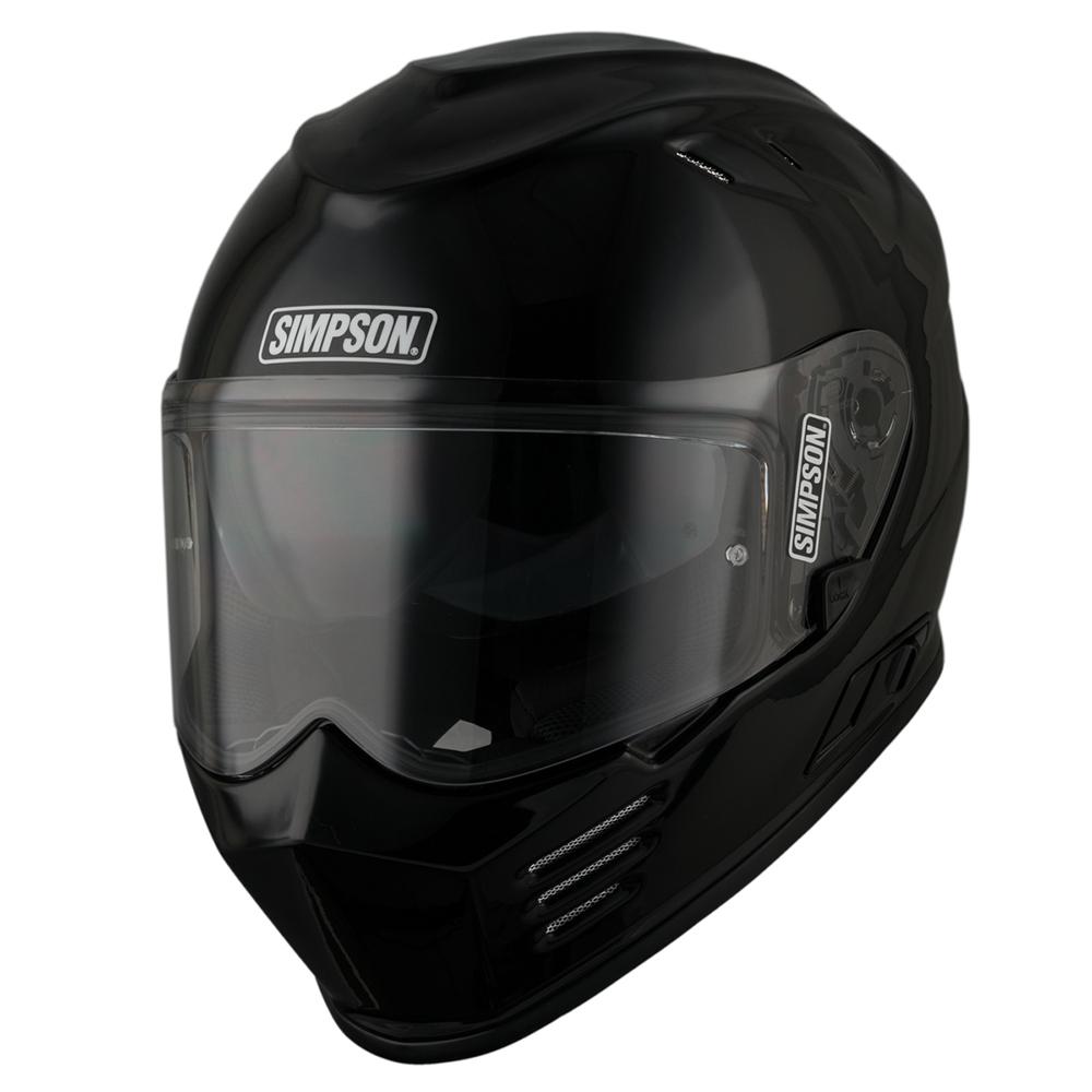 Simpson Venom Solid - Gloss Black