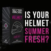 Is Your Helmet Summer Fresh?