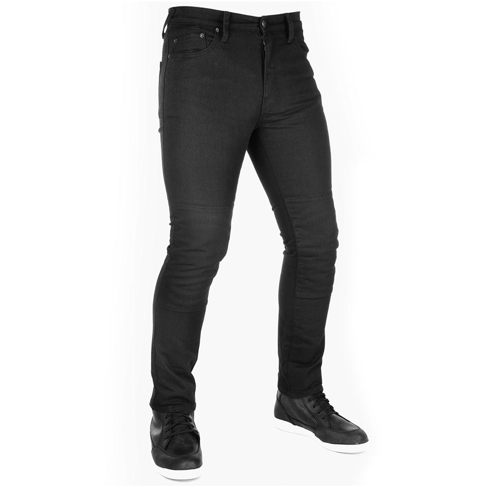 Oxford Original Approved AAA Jean Slim MS Black-Black Short