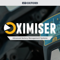 Oxford's best-selling battery care options – in stock now!