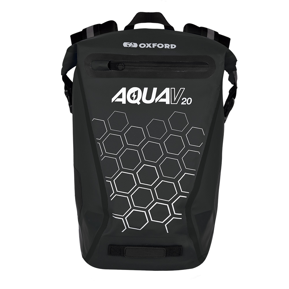 Oxford Aqua V 20 Backpack Black