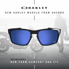 New Oakley models now in stock!