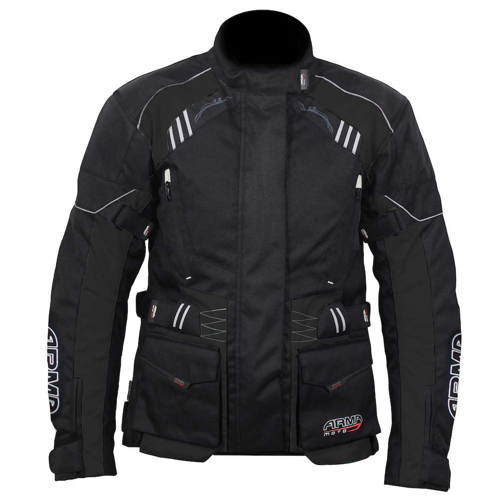 ARMR Kiso 3 Ladies Jacket - Black