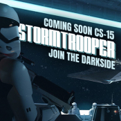 HJC's CS-15 Stormtrooper coming soon...