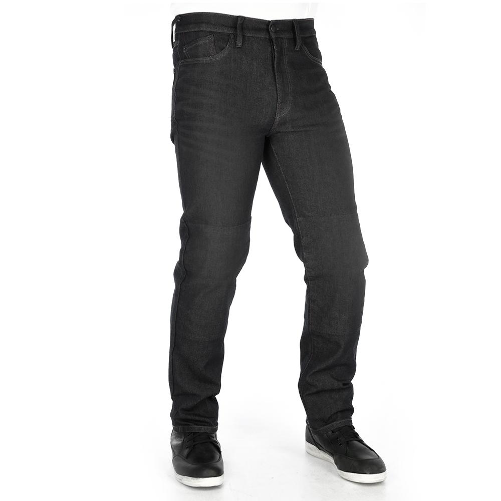 Oxford Original Approved AAA Jean Straight MS Black-Black Regular