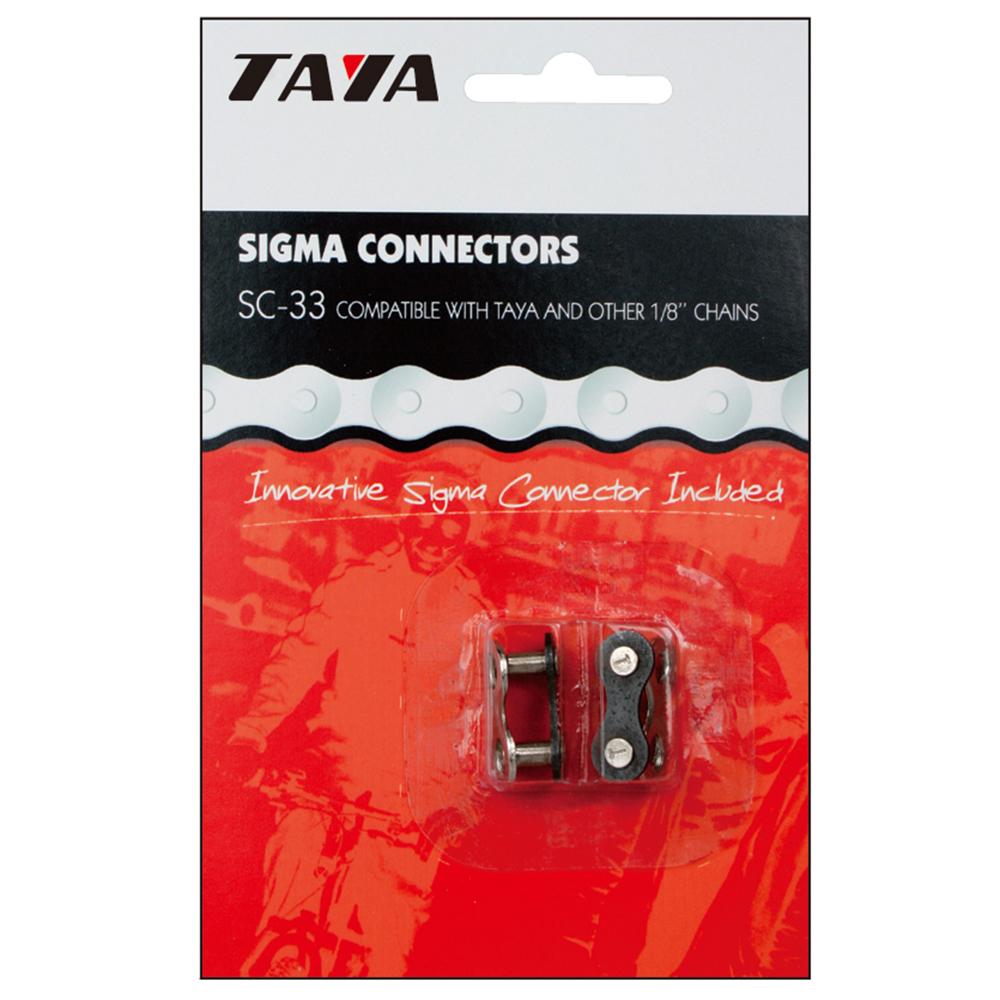 Taya Sigma Link Single/Hub Gear (pair)