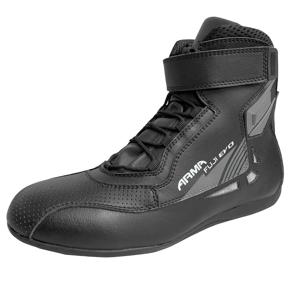 ARMR Fuji Evo Boots - Black & Grey