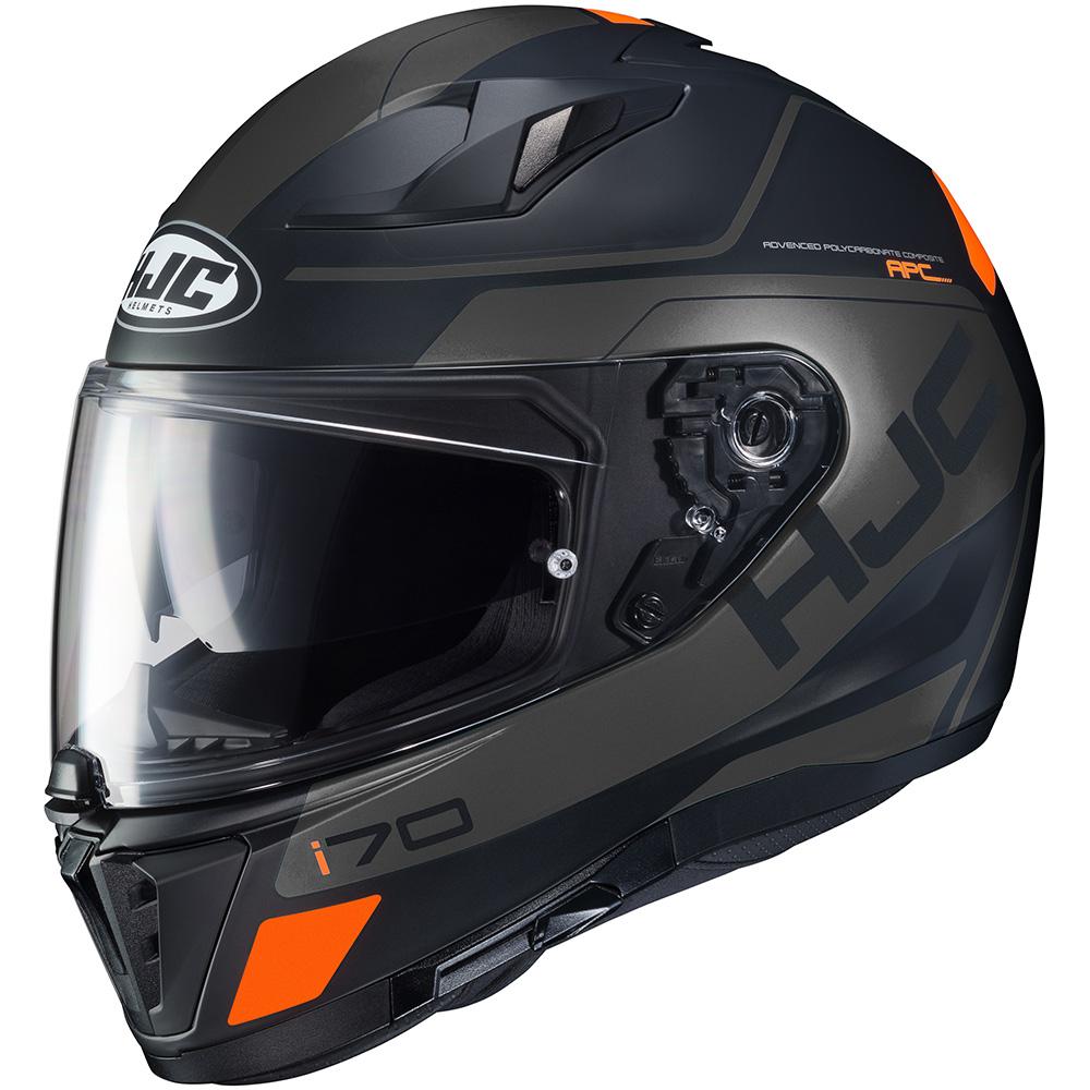 HJC I70 Karon Black