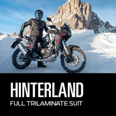 NEW from Oxford: full Trilaminate suit now available!