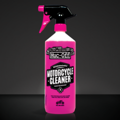 5 Reasons to choose Muc-Off Motorcycle Cleaner...