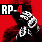 RP-4 Short Leather Gloves In Stock Now