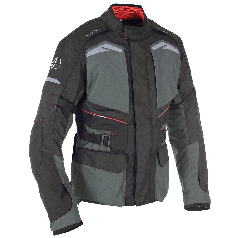 Oxford Quebec 1.0 Jacket Tech Grey