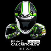 Cal Crutchlow Streamline - Now In Stock
