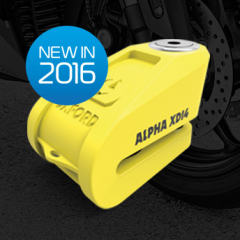 New from Oxford: Alpha XD14 disc lock