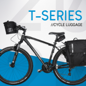 T-Series Luggage - in stock now!