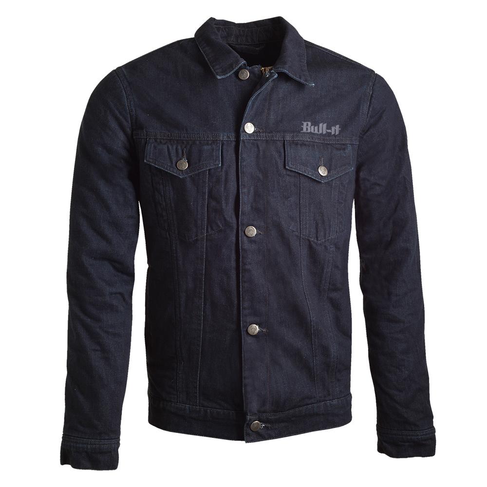 Bull-it Men's Tracker 17 SR6 Jacket Dark Blue