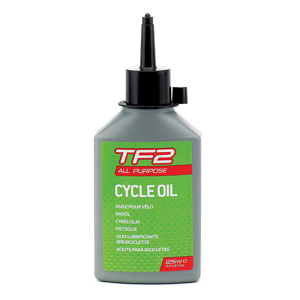 Weldtite TF2 Cycle Oil (125ml) Pack of 10